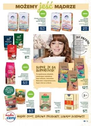 Zdrowo i lokalnie w Carrefour!