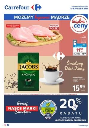 Gazetka promocyjna Carrefour - Nowy tydzień w Carrefour!