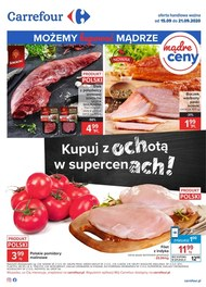 Oferta spożywcza Carrefour!