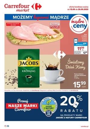 Gazetka promocyjna Carrefour Market - Same przysmaki w Carrefour Market!
