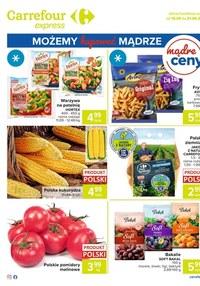 Gazetka promocyjna Carrefour Express - Carrefour Express i niskie ceny! - ważna do 21-09-2020
