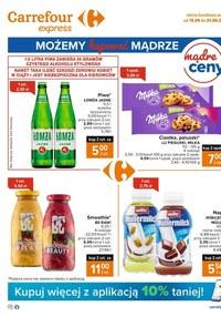 Gazetka promocyjna Carrefour Express - Carrefour Express na nowy tydzień! - ważna do 21-09-2020