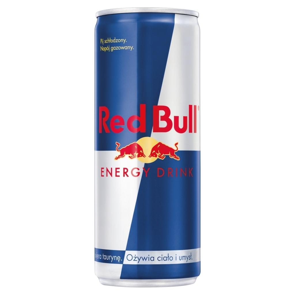 Napój energetyczny Red Bull - 1