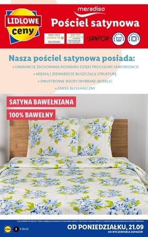 Katalog promocji w Lidlu!