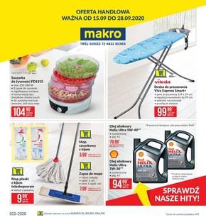 Promocje w sklepach Makro!