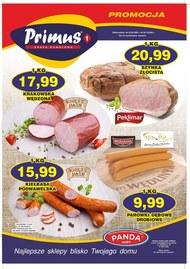 Niskie ceny każdego dnia - Primus!