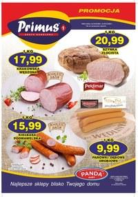 Gazetka promocyjna Primus - Niskie ceny każdego dnia - Primus! - ważna do 05-10-2020