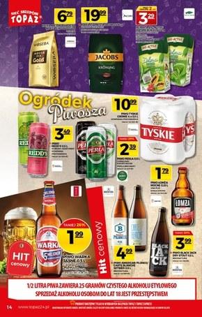 Sztos ceny w Topaz