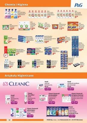 Czystość i higiena na co dzień - Ipson!