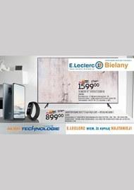 Katalog RTV i AGD E.leclerc Bielany!