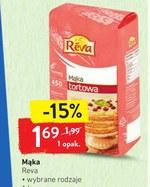Mąka tortowa Reva