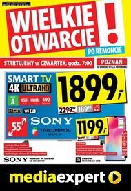 Wielkie otwarcie - Media Expert Poznań!