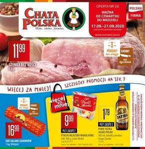 Blisko, lokalnie, naturalnie - Chata Polska!