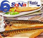 Makrela wędzona Manta