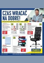 Artykuły biurowe i szkolne w Makro