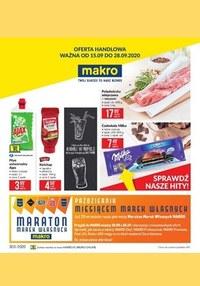 Gazetka promocyjna Makro Cash&Carry - Sprawdź hity w Makro! - ważna do 28-09-2020