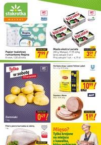 Gazetka promocyjna Stokrotka Market - Świeża oferta Stokrotka Market  - ważna do 23-09-2020