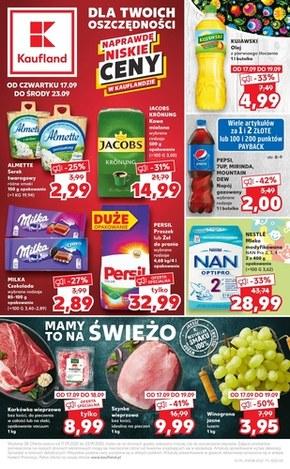 Super marki w Kaufland