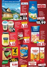 Gazetka promocyjna Kaufland - Świeże produkty w Kaufland