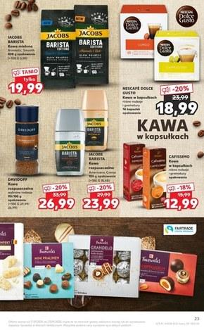 Świeże produkty w Kaufland