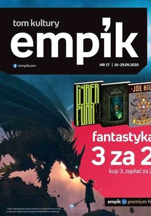 Gazetka promocyjna EMPiK - Fantastyka w Empik