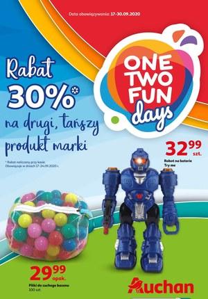 Gazetka promocyjna Auchan Hipermarket - Rabat 30% w Auchan Hipermarket!