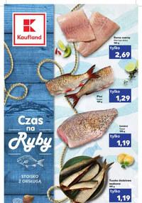 Czas na ryby w Kaufland!
