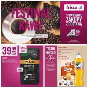 Festiwal kawy w Frisco