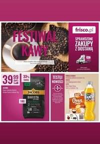 Gazetka promocyjna Frisco - Festiwal kawy w Frisco - ważna do 29-09-2020