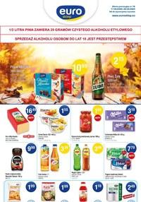 Gazetka promocyjna Euro Sklep - Oferta promocyjna - Euro Sklep! - ważna do 29-09-2020