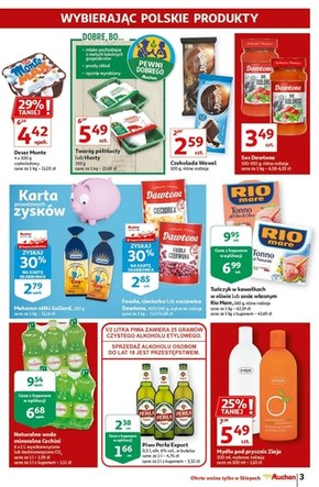 Polskie produkty w Moje Auchan!