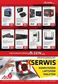 Gazetka promocyjna Alsen - Komputery i multimedia w Alsen