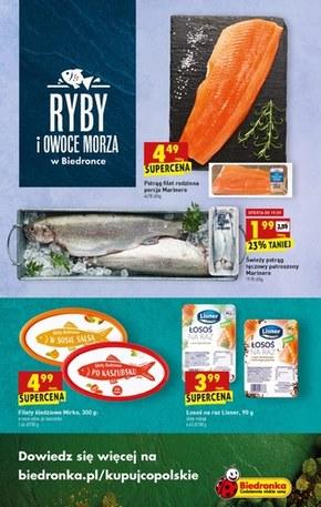 Codziennie niskie ceny w Biedronce