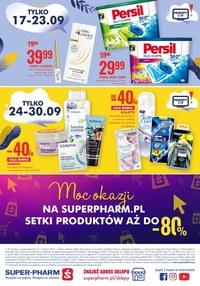 Gazetka promocyjna Super-Pharm - Same plusy w Super-Pharm