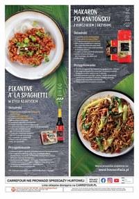 Gazetka promocyjna Carrefour - Wszystkie smaki Azji Carrefour!