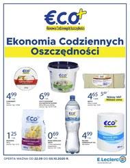 Ekonomiczne zakupy w E.Leclerc