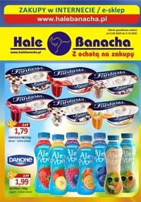 Gazetka promocyjna Hala Banacha - Same Pyszności - Hala Banacha! - ważna do 09-10-2020