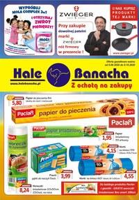 Gazetka promocyjna Hala Banacha - Oferta przemysłowa Hala Banacha  - ważna do 09-10-2020