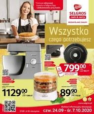 Wszystko czego potrzebujesz w Selgros