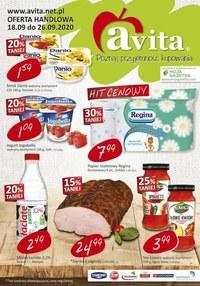 Gazetka promocyjna Avita - Poznaj przyjemność kupowania - Avita  - ważna do 26-09-2020