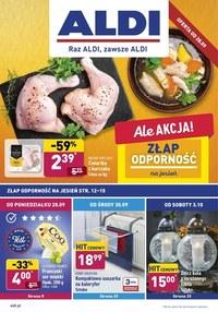 Gazetka promocyjna Aldi - Złap odporność na jesień w Aldi  - ważna do 03-10-2020