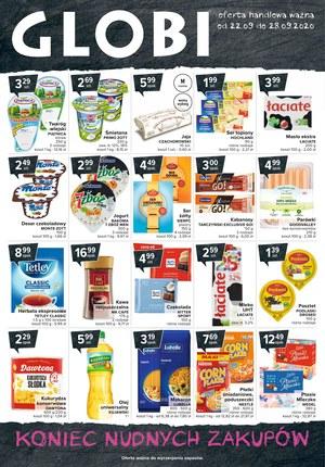 Gazetka promocyjna Globi - Ciekawe zakupy w Globi