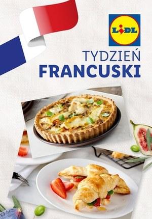 Gazetka promocyjna Lidl - Tydzień Francuzki w Lidlu