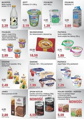 Oferta handlowa PSS Stalowa Wola!