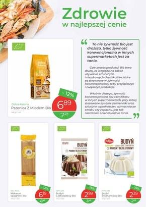 Gazetka Bio Family Supermarket