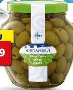 Zielone oliwki Eridanous