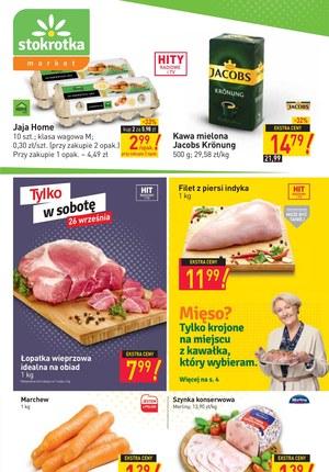 Gazetka promocyjna Stokrotka Market - Aktualna gazetka Stokrotka Market