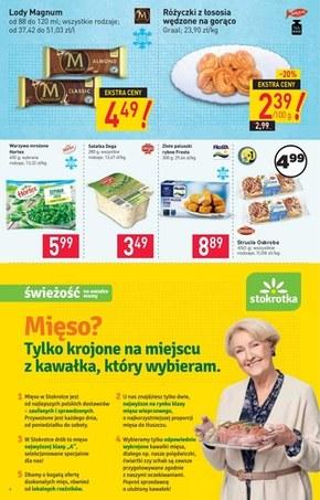Aktualna gazetka Stokrotka Market