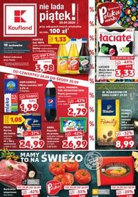 Gazetka promocyjna Kaufland - Mocny start w Kauflandzie - ważna do 30-09-2020