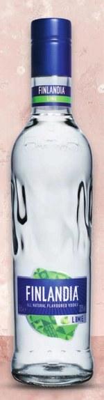 Wódka smakowa Finlandia